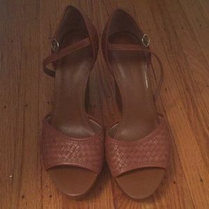Banana Republic Shoes - Never worn banana republic wedges
